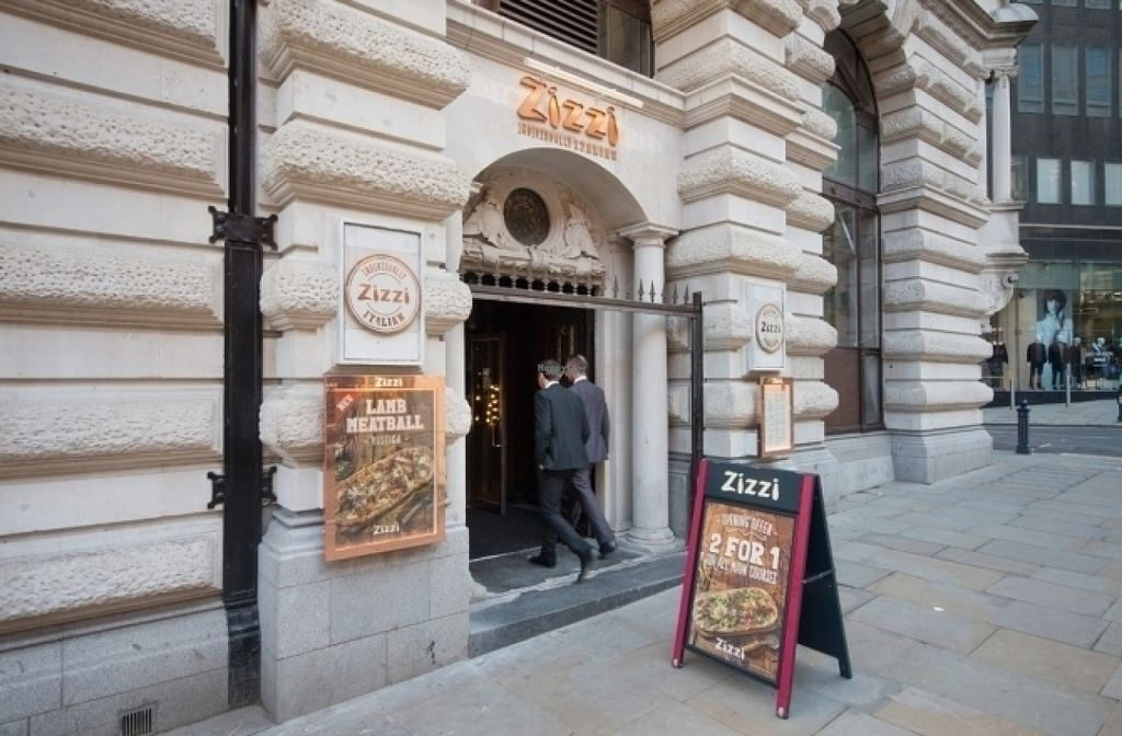 """Photo of Zizzi - King St  by <a href=""""/members/profile/Meaks"""">Meaks</a> <br/>Zizzi <br/> August 18, 2016  - <a href='/contact/abuse/image/77513/169826'>Report</a>"""
