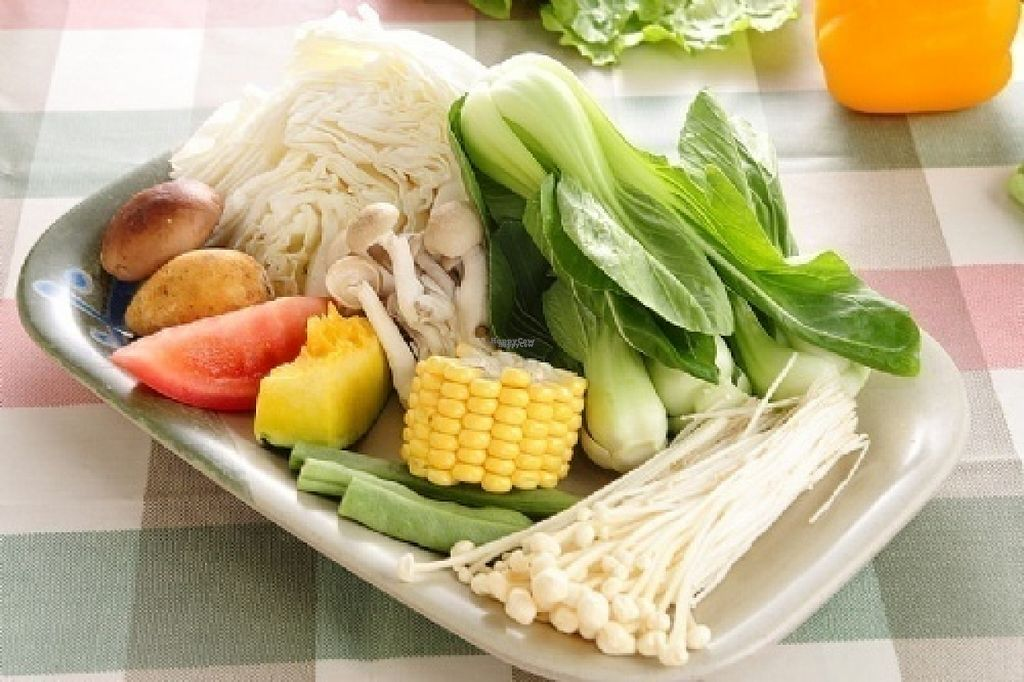 """Photo of Ai Mama  by <a href=""""/members/profile/yogiexplorer"""">yogiexplorer</a> <br/>vegetables for hotpot <br/> August 6, 2016  - <a href='/contact/abuse/image/77515/166118'>Report</a>"""