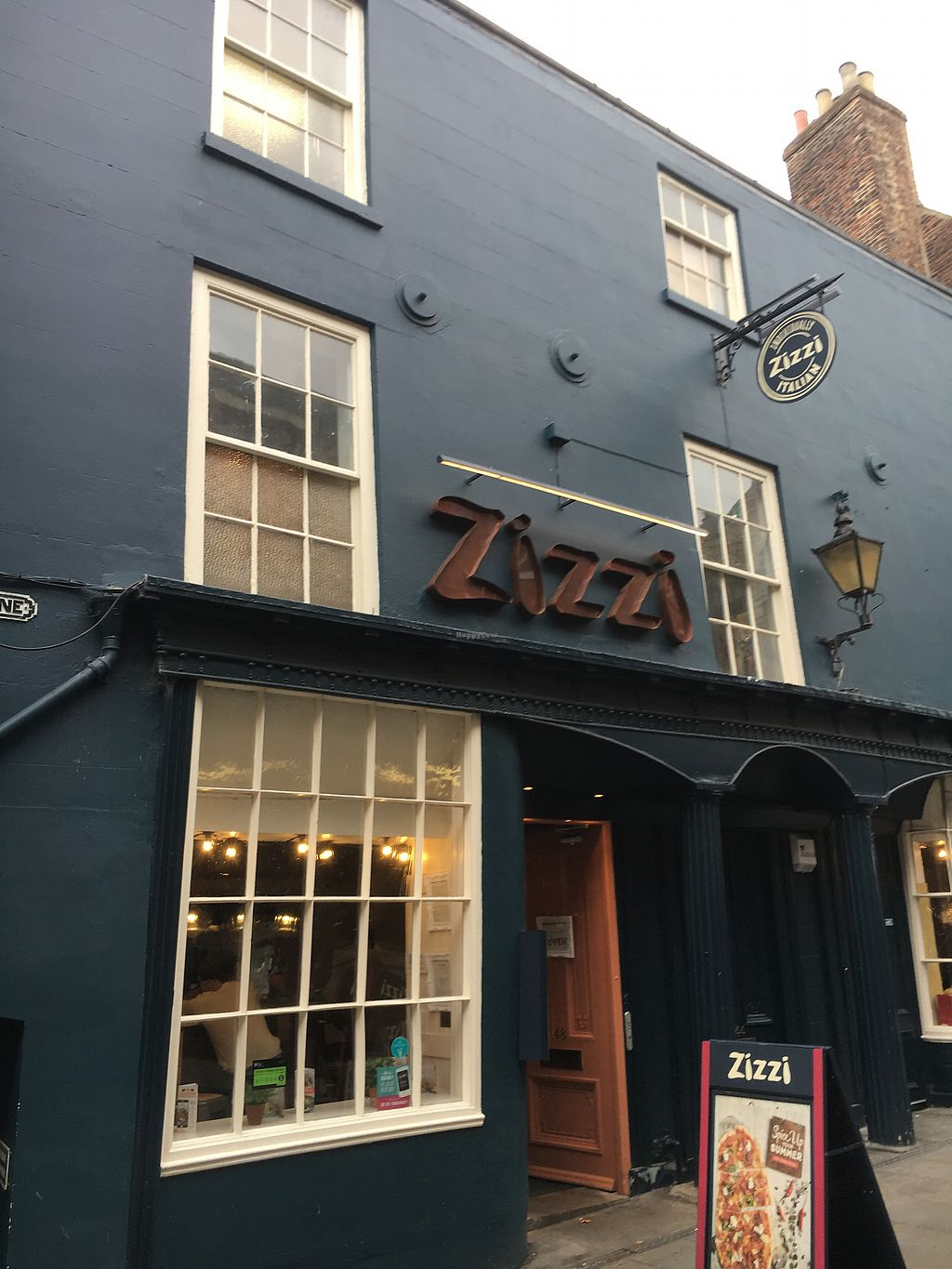 """Photo of Zizzi  by <a href=""""/members/profile/hack_man"""">hack_man</a> <br/>Outside a new lick of paint 2017 <br/> September 3, 2017  - <a href='/contact/abuse/image/77527/300499'>Report</a>"""