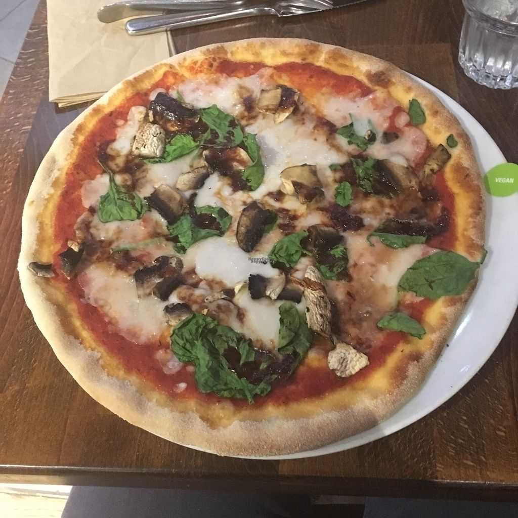 "Photo of Zizzi - Meadowhall  by <a href=""/members/profile/Libra77"">Libra77</a> <br/>Spinach and Mushroom <br/> August 30, 2016  - <a href='/contact/abuse/image/77570/172323'>Report</a>"