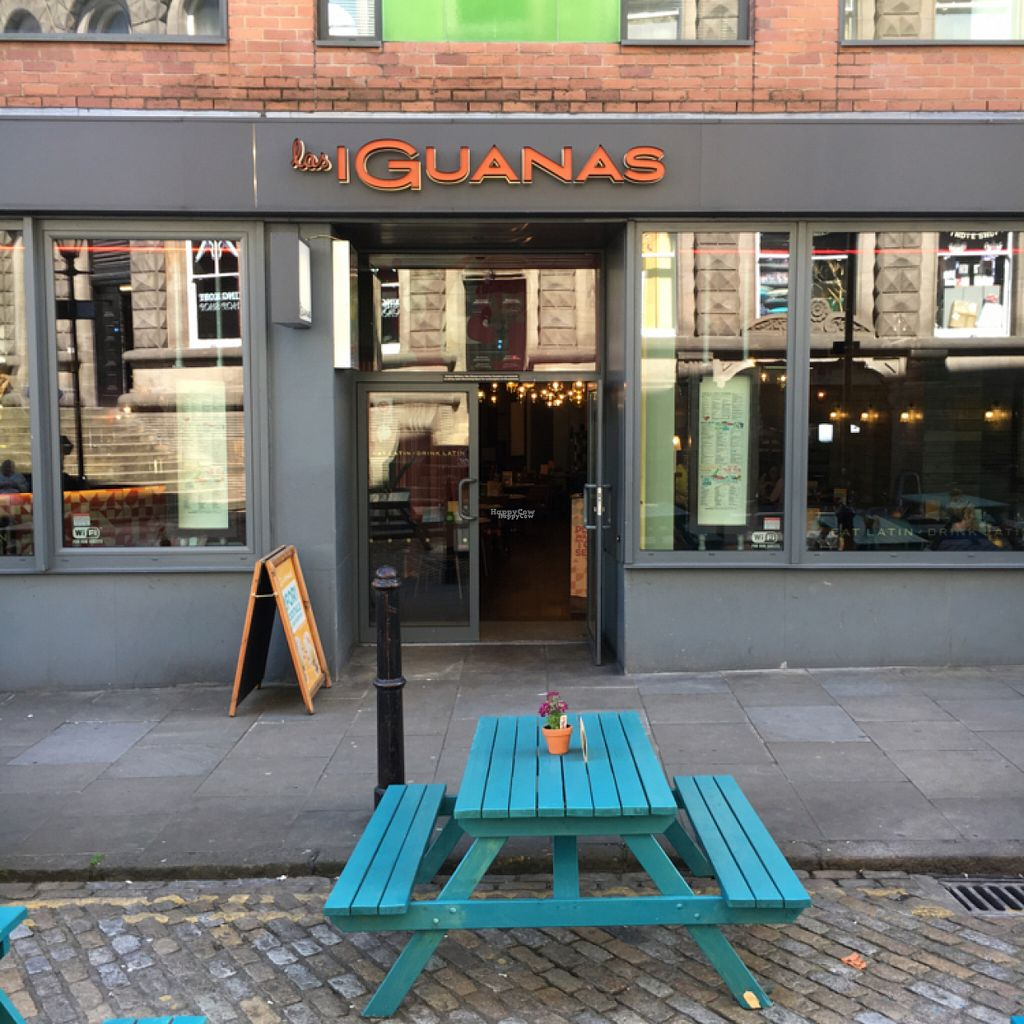 "Photo of Las Iguanas   by <a href=""/members/profile/hack_man"">hack_man</a> <br/>outside  <br/> August 5, 2016  - <a href='/contact/abuse/image/77638/165875'>Report</a>"