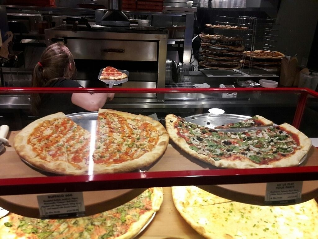 """Photo of Sizzle Pie  by <a href=""""/members/profile/fgsanz"""">fgsanz</a> <br/>Vegan pizze <br/> May 31, 2017  - <a href='/contact/abuse/image/77683/264403'>Report</a>"""
