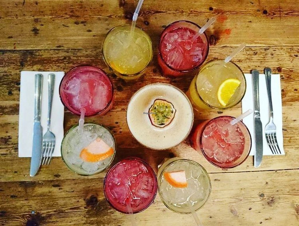 "Photo of Las Iguanas  by <a href=""/members/profile/Meaks"">Meaks</a> <br/>Cocktails <br/> July 30, 2016  - <a href='/contact/abuse/image/77684/163605'>Report</a>"