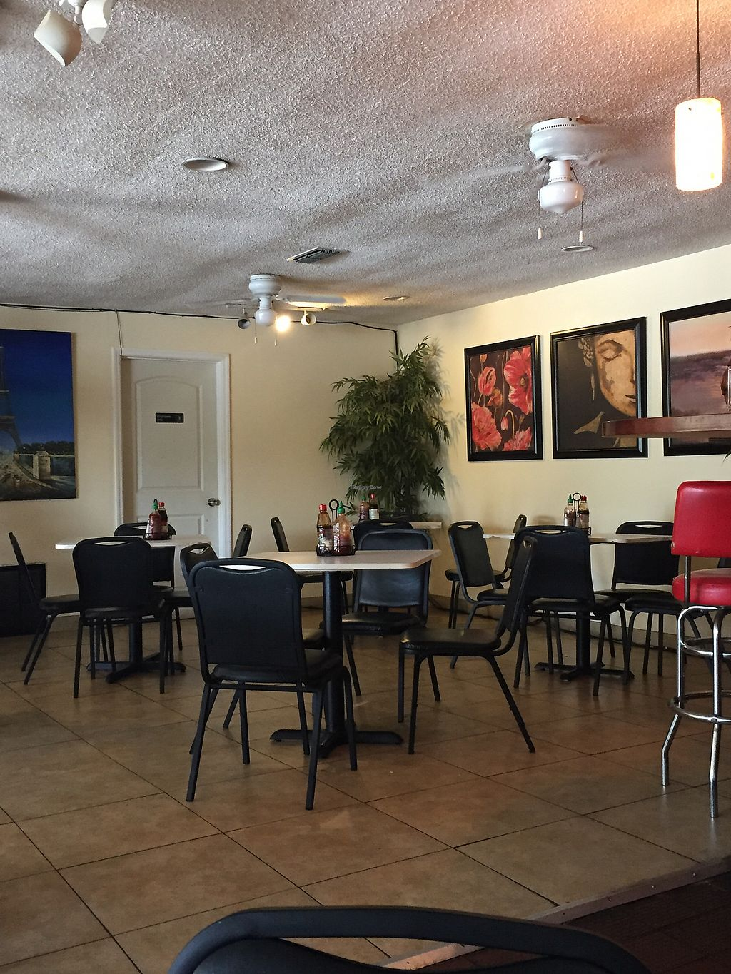 """Photo of Saigon Bistro   by <a href=""""/members/profile/mindhy"""">mindhy</a> <br/>inside restaurant  <br/> September 1, 2017  - <a href='/contact/abuse/image/77695/299736'>Report</a>"""