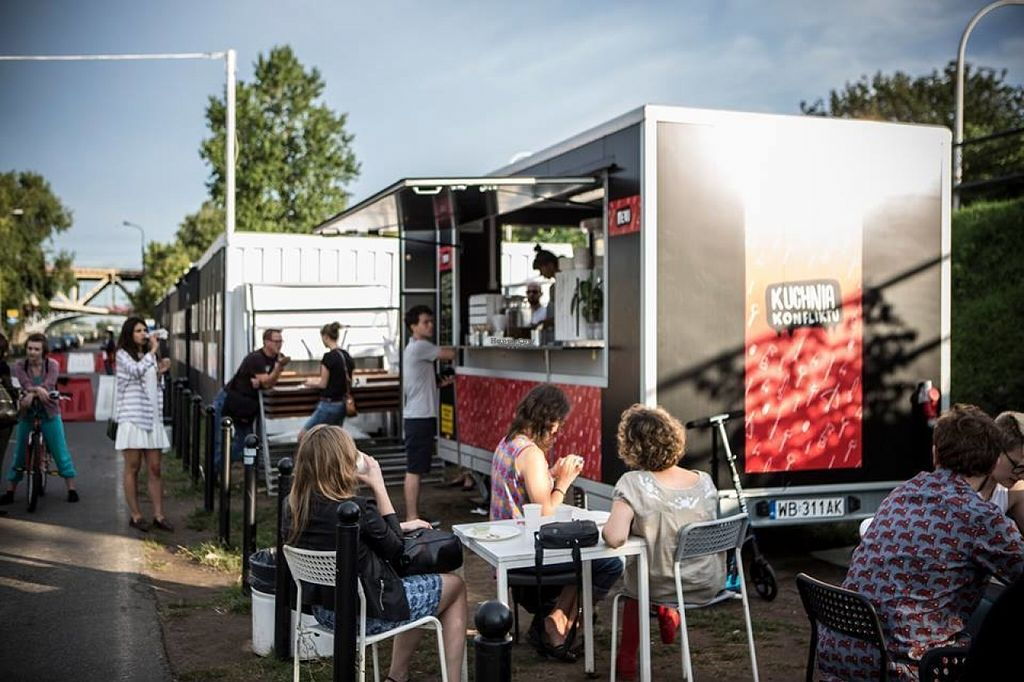 "Photo of Kuchnia Konfliktu  by <a href=""/members/profile/community"">community</a> <br/>Kuchnia Konfliktu - Food Truck <br/> August 6, 2016  - <a href='/contact/abuse/image/77721/166353'>Report</a>"