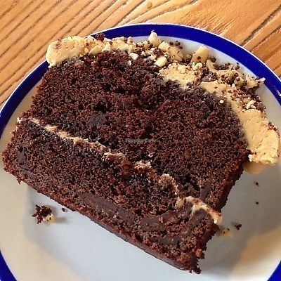 """Photo of Chesters by the River  by <a href=""""/members/profile/findingfay"""">findingfay</a> <br/>chocolate peanut butter cake  <br/> August 27, 2017  - <a href='/contact/abuse/image/77732/297867'>Report</a>"""