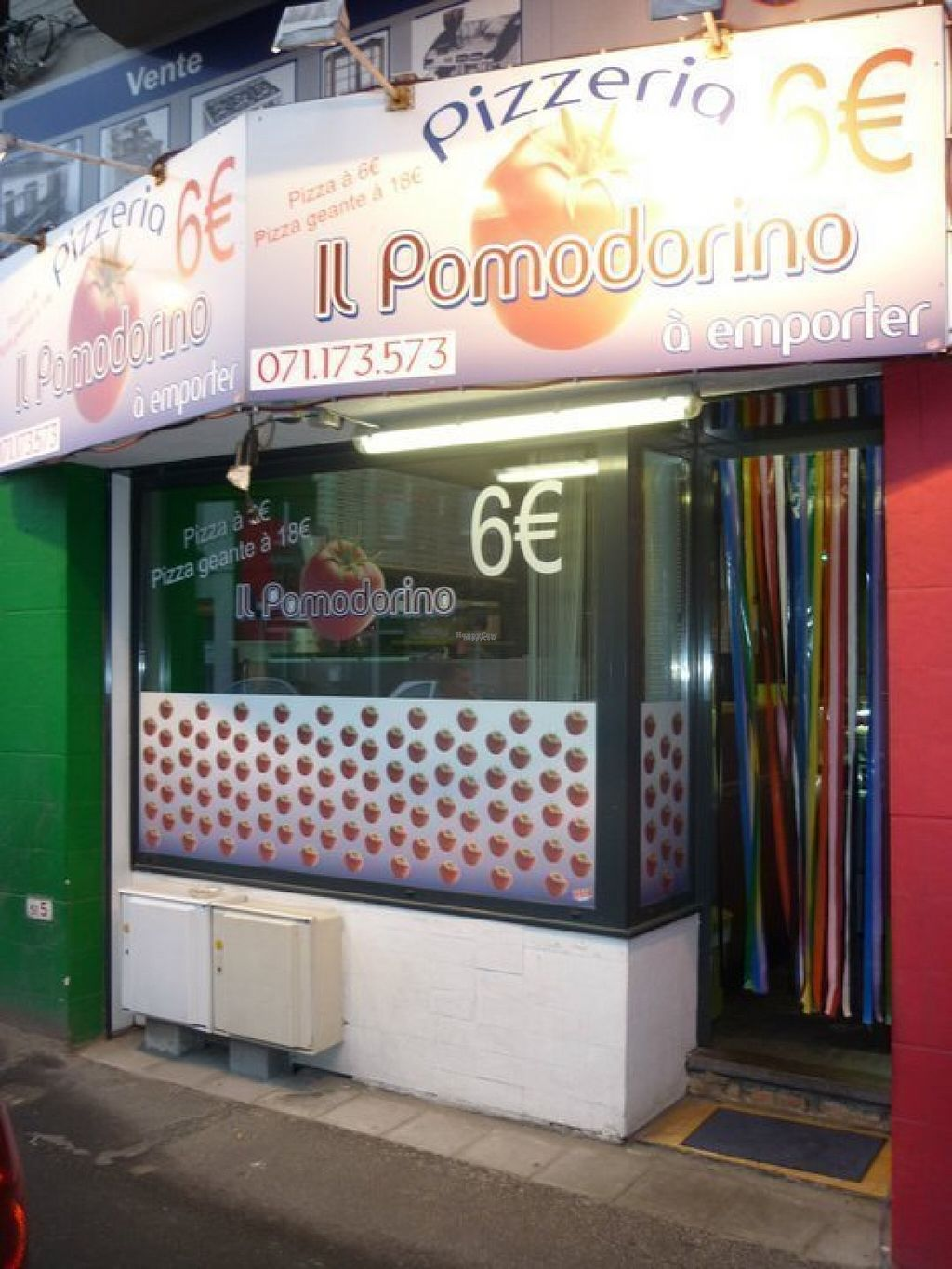 """Photo of Il Pomodorino  by <a href=""""/members/profile/Perky"""">Perky</a> <br/>store front <br/> August 4, 2016  - <a href='/contact/abuse/image/77751/165503'>Report</a>"""