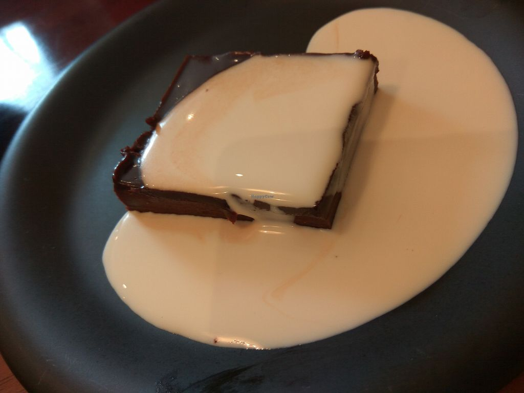 """Photo of Soy Division  by <a href=""""/members/profile/TrixieFirecracker"""">TrixieFirecracker</a> <br/>Orange flavoured chocolate fudgie wudgie & soya cream. Mmmm! <br/> August 20, 2017  - <a href='/contact/abuse/image/77783/294827'>Report</a>"""