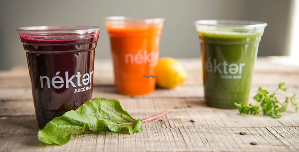 """Photo of Nekter Juice Bar  by <a href=""""/members/profile/AlyssaWagner"""">AlyssaWagner</a> <br/>Eat and drink the rainbow! <br/> August 2, 2016  - <a href='/contact/abuse/image/77793/164663'>Report</a>"""
