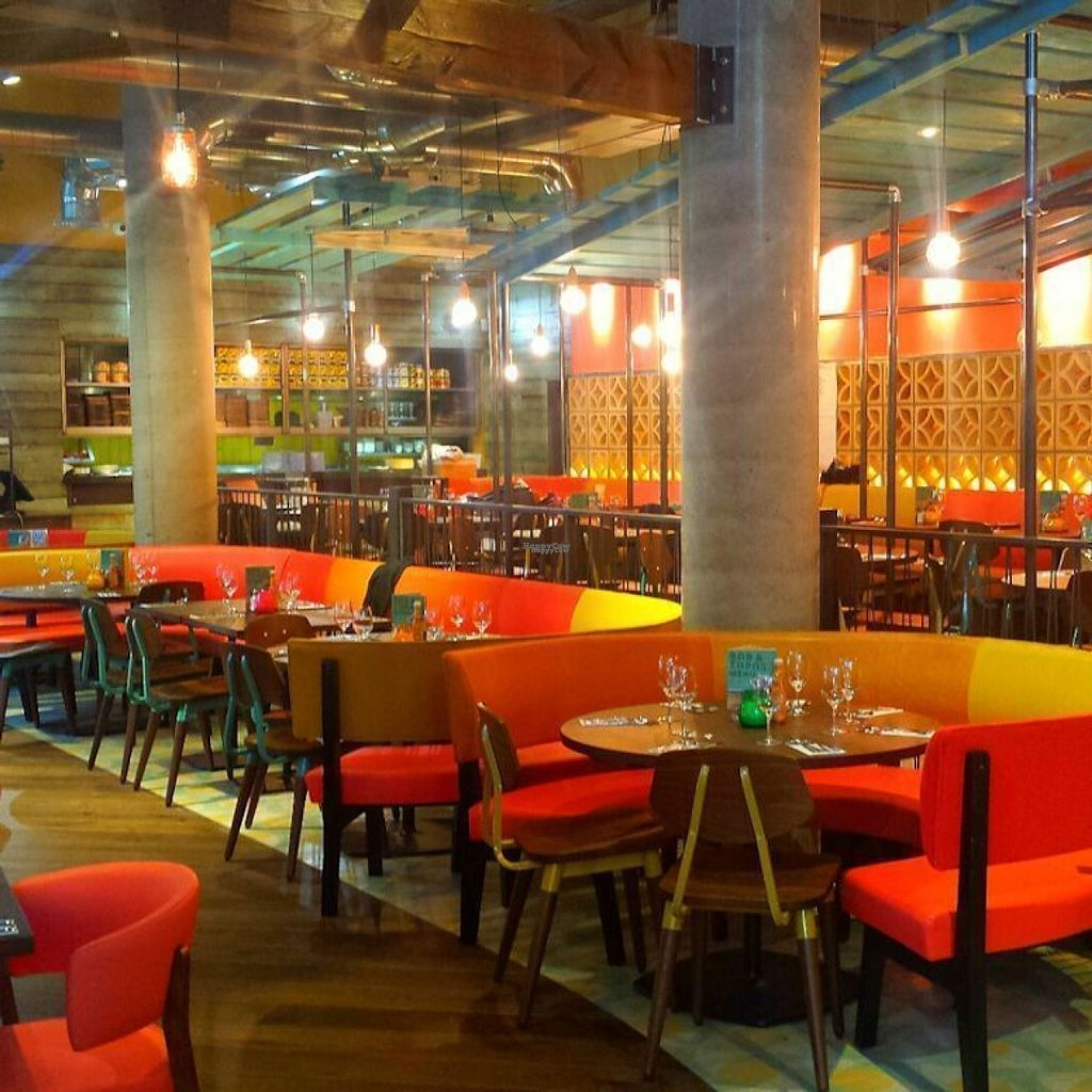 """Photo of Las Iguanas  by <a href=""""/members/profile/Meaks"""">Meaks</a> <br/>Las Iguanas Swansea <br/> August 2, 2016  - <a href='/contact/abuse/image/77810/164652'>Report</a>"""