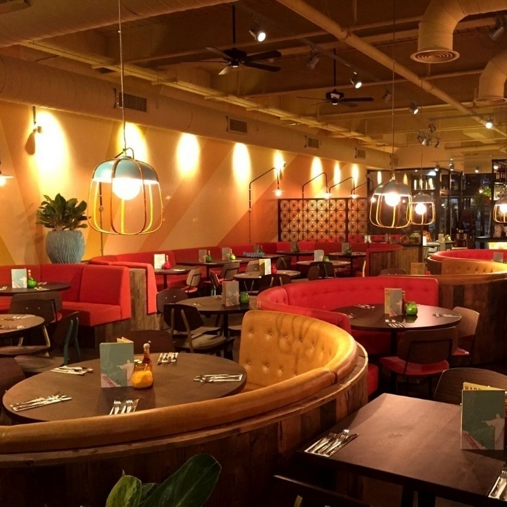 """Photo of Las Iguanas  by <a href=""""/members/profile/Meaks"""">Meaks</a> <br/>Interior <br/> August 2, 2016  - <a href='/contact/abuse/image/77812/164657'>Report</a>"""