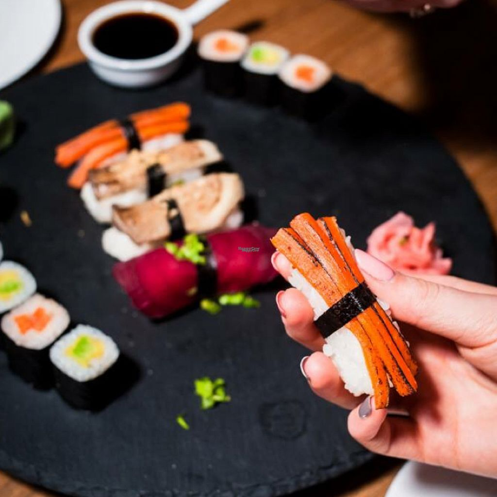 """Photo of CLOSED: Fokim  by <a href=""""/members/profile/Vera%20Peres"""">Vera Peres</a> <br/>Vegan sushi <br/> August 23, 2016  - <a href='/contact/abuse/image/77827/171029'>Report</a>"""