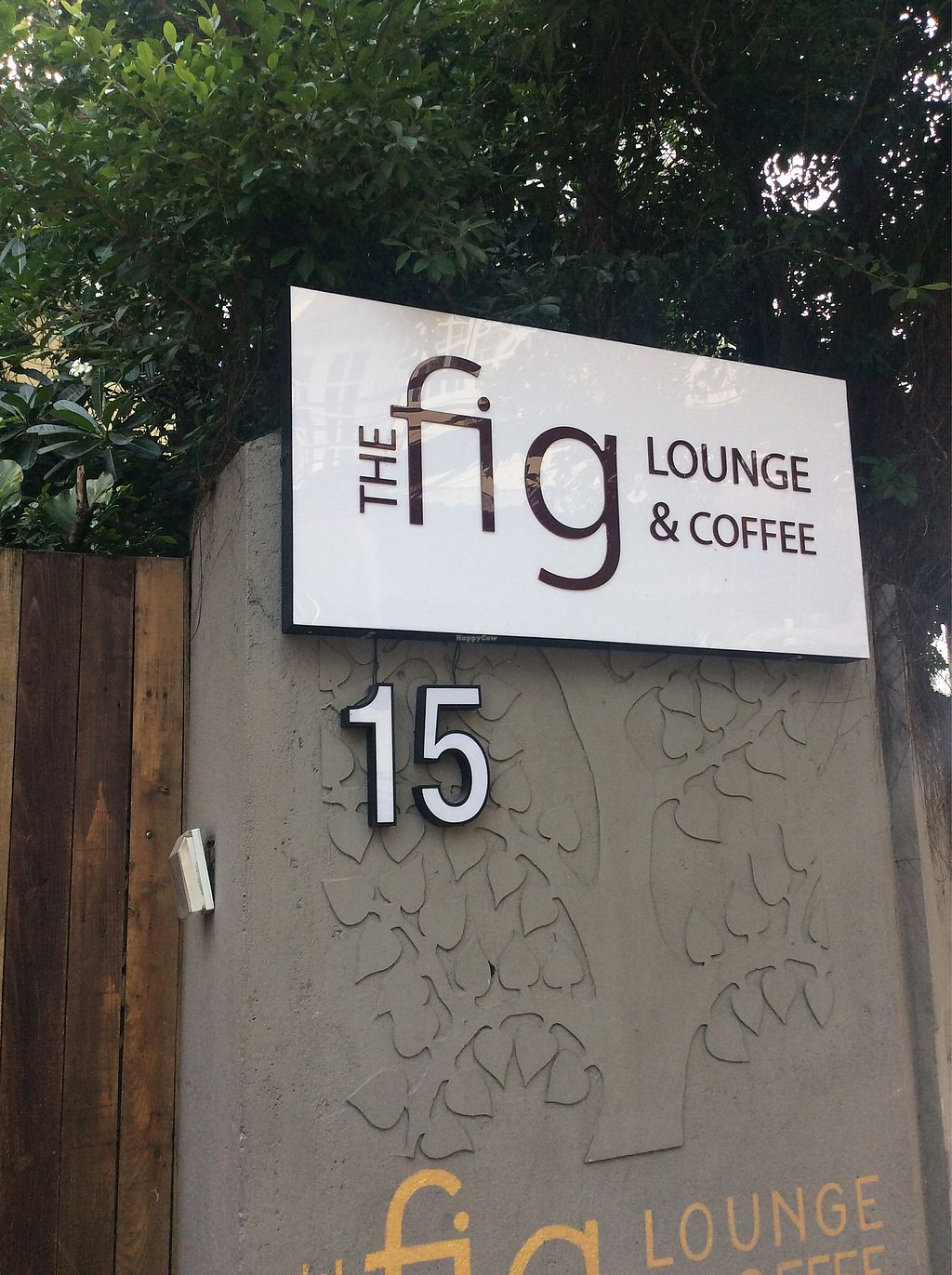 """Photo of The Fig Lounge & Coffee  by <a href=""""/members/profile/grahamjohnhunt"""">grahamjohnhunt</a> <br/>entrance <br/> February 1, 2018  - <a href='/contact/abuse/image/77828/353514'>Report</a>"""