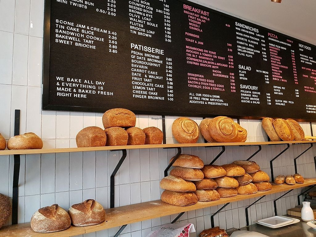 """Photo of Pinkmans  by <a href=""""/members/profile/Lotusblossom"""">Lotusblossom</a> <br/>bread and menu  <br/> October 11, 2017  - <a href='/contact/abuse/image/77847/314290'>Report</a>"""
