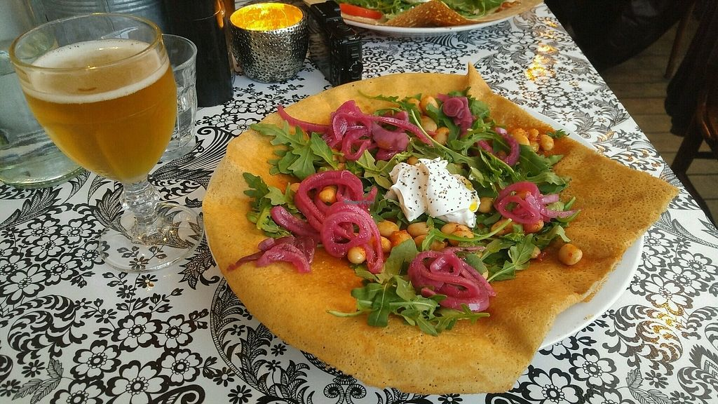 """Photo of Creperie & Logi  by <a href=""""/members/profile/LauraJones89"""">LauraJones89</a> <br/>1 of the vegan crepes offered.  <br/> July 4, 2017  - <a href='/contact/abuse/image/77860/276541'>Report</a>"""