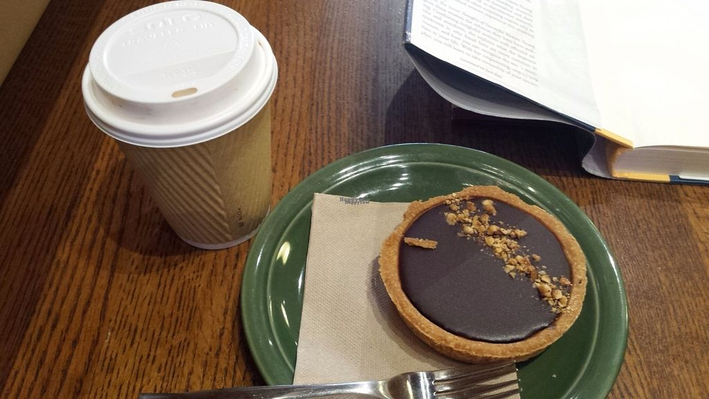 "Photo of Archtop Cafe  by <a href=""/members/profile/BhairaviShankar"">BhairaviShankar</a> <br/>Hazelnut chocolate tart! <br/> August 29, 2016  - <a href='/contact/abuse/image/77868/172174'>Report</a>"