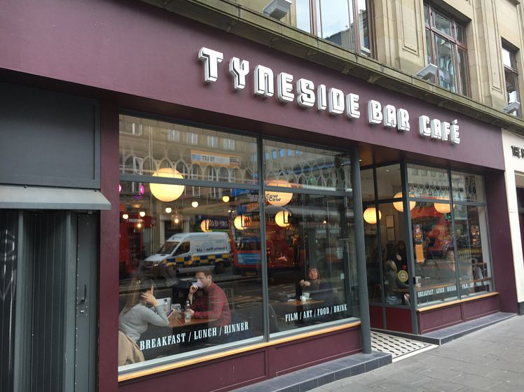 """Photo of Tyneside Bar Cafe  by <a href=""""/members/profile/hack_man"""">hack_man</a> <br/>outside  <br/> October 8, 2016  - <a href='/contact/abuse/image/77899/180611'>Report</a>"""
