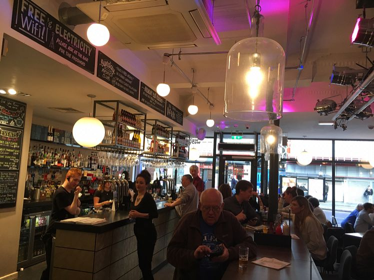 """Photo of Tyneside Bar Cafe  by <a href=""""/members/profile/hack_man"""">hack_man</a> <br/>inside  <br/> October 8, 2016  - <a href='/contact/abuse/image/77899/180626'>Report</a>"""