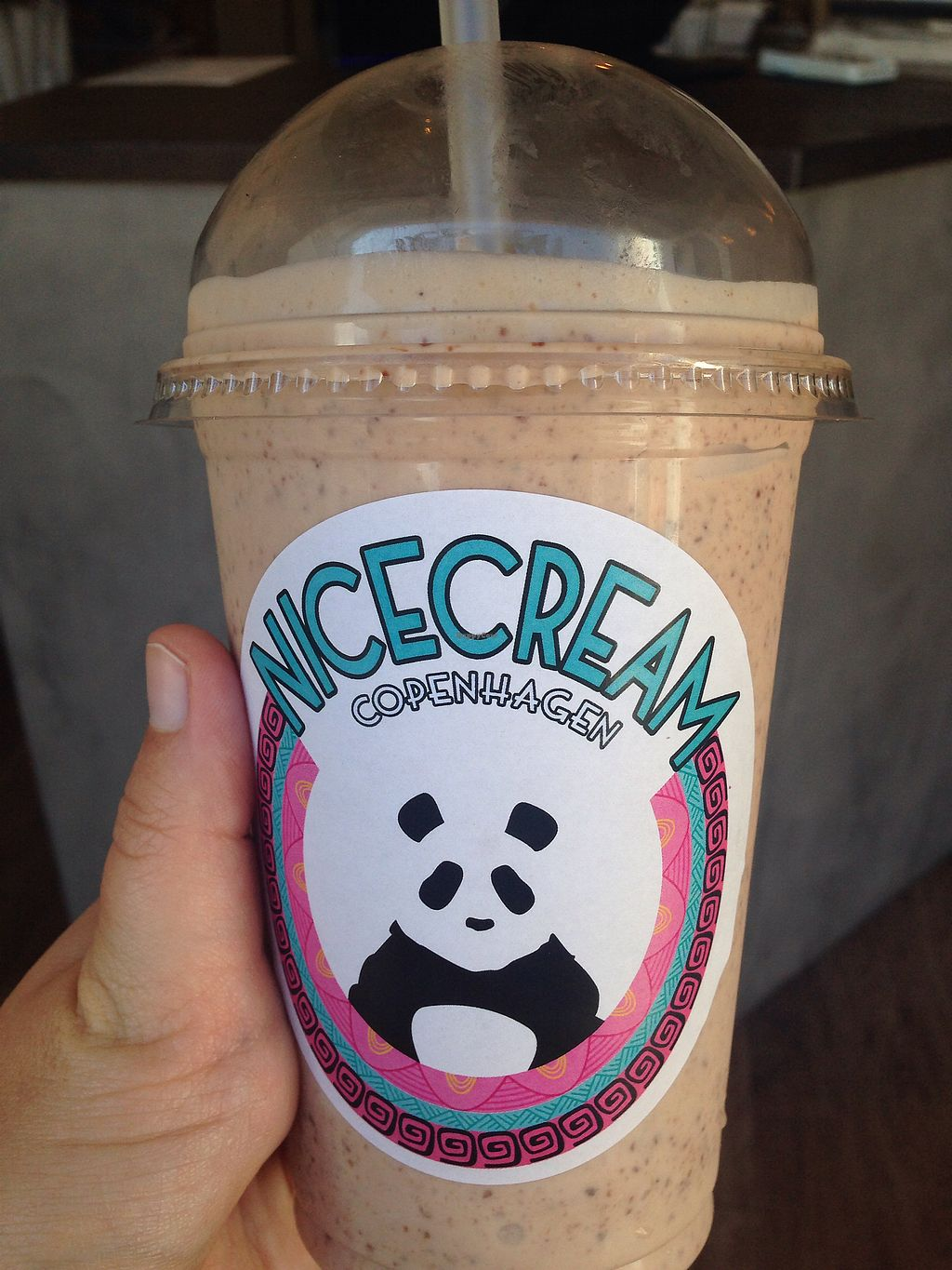 """Photo of Nicecream - temporarily closed  by <a href=""""/members/profile/Geraldine"""">Geraldine</a> <br/>peanut butter milkshake  <br/> July 8, 2017  - <a href='/contact/abuse/image/77904/277905'>Report</a>"""