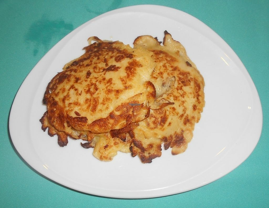 """Photo of Refuge Restaurant  by <a href=""""/members/profile/Kelly%20Kelly"""">Kelly Kelly</a> <br/>Refuge Restaurant - Potato Pancakes <br/> August 5, 2016  - <a href='/contact/abuse/image/77945/165740'>Report</a>"""