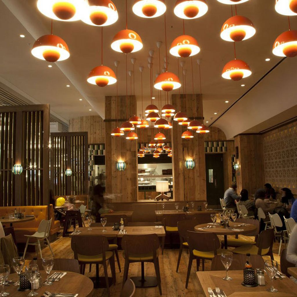 """Photo of Las Iguanas - Stratford Westfield  by <a href=""""/members/profile/Meaks"""">Meaks</a> <br/>Interiror <br/> August 4, 2016  - <a href='/contact/abuse/image/77982/165299'>Report</a>"""