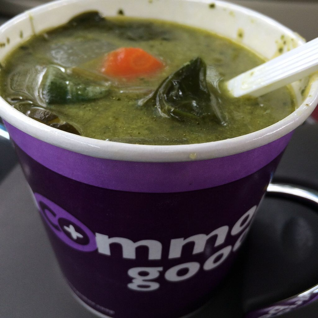 """Photo of Medford Food Co-op & The Cafe  by <a href=""""/members/profile/fbatzer%40gmail.com"""">fbatzer@gmail.com</a> <br/>Two fresh made soups options daily. Many fresh made sandwich/wrap options <br/> July 10, 2017  - <a href='/contact/abuse/image/77991/278556'>Report</a>"""