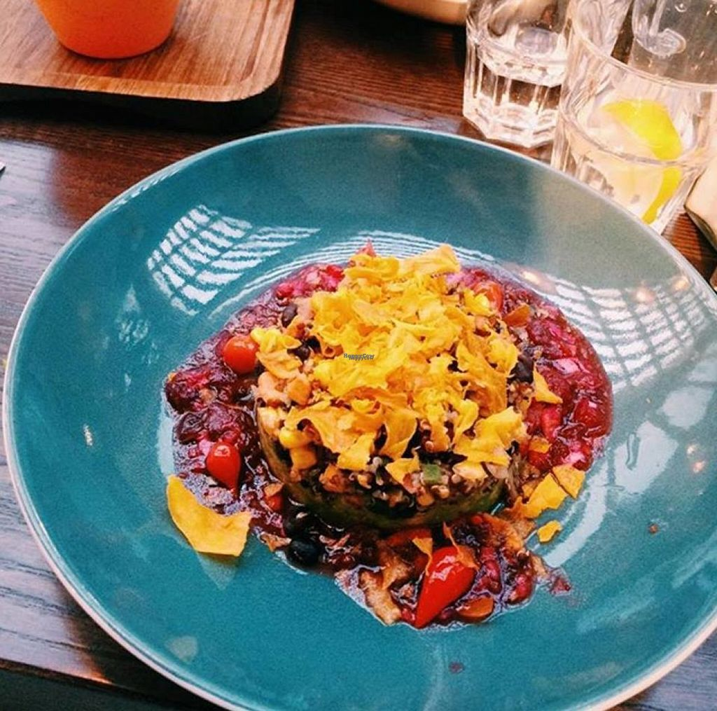 """Photo of Las Iguanas  by <a href=""""/members/profile/Meaks"""">Meaks</a> <br/>Quinoa Ensalata <br/> August 4, 2016  - <a href='/contact/abuse/image/78037/165475'>Report</a>"""