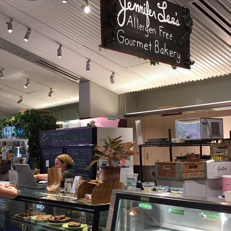"""Photo of CLOSED: Jennifer Lee's Gourmet Bakery  by <a href=""""/members/profile/shineonyou"""">shineonyou</a> <br/>stall and sign <br/> September 9, 2016  - <a href='/contact/abuse/image/78072/174652'>Report</a>"""