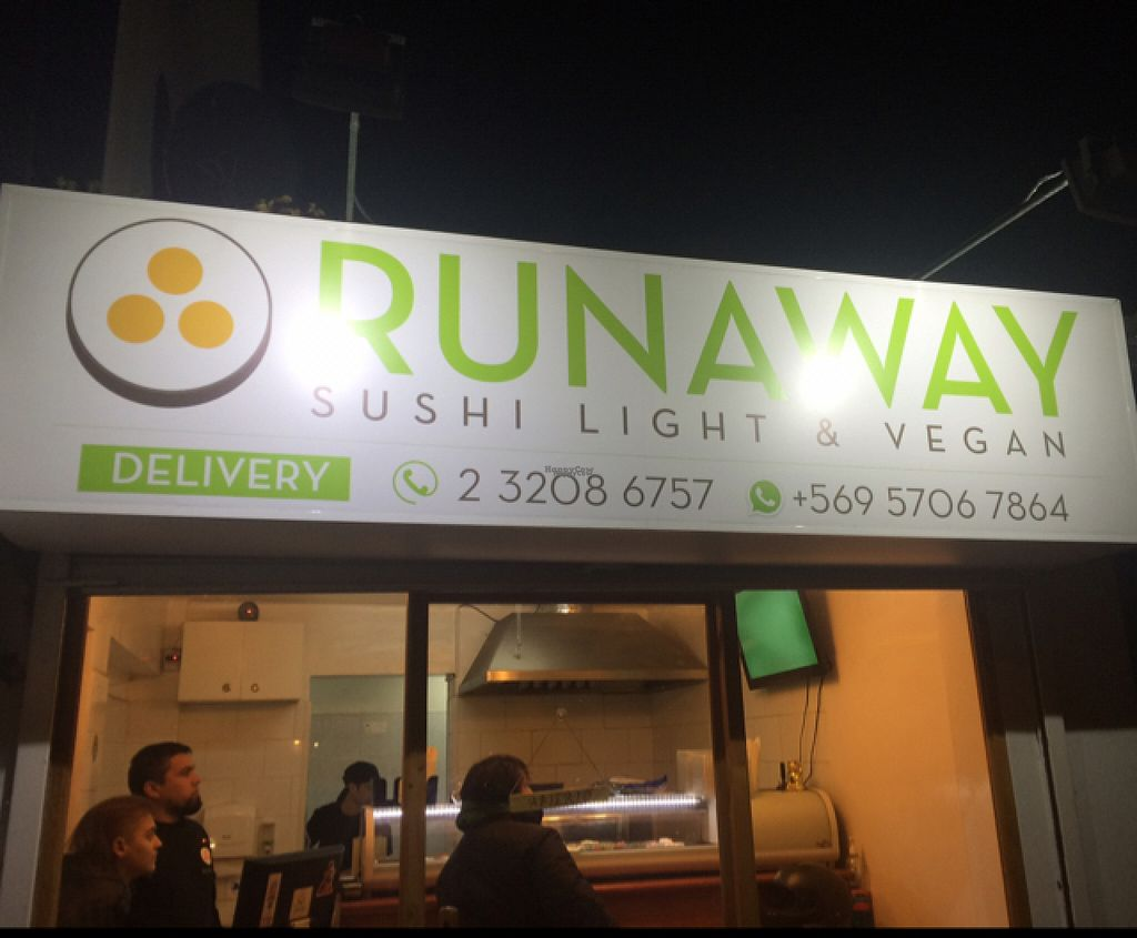 """Photo of Runaway Sushi  by <a href=""""/members/profile/lohka"""">lohka</a> <br/>Outside <br/> August 13, 2016  - <a href='/contact/abuse/image/78099/168030'>Report</a>"""
