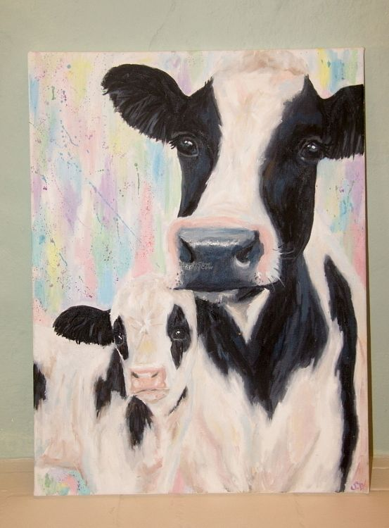 "Photo of The Cornish Vegan  by <a href=""/members/profile/PaulWhite"">PaulWhite</a> <br/>One of many paintings of cows and pigs in restaurant <br/> September 18, 2016  - <a href='/contact/abuse/image/78123/176497'>Report</a>"