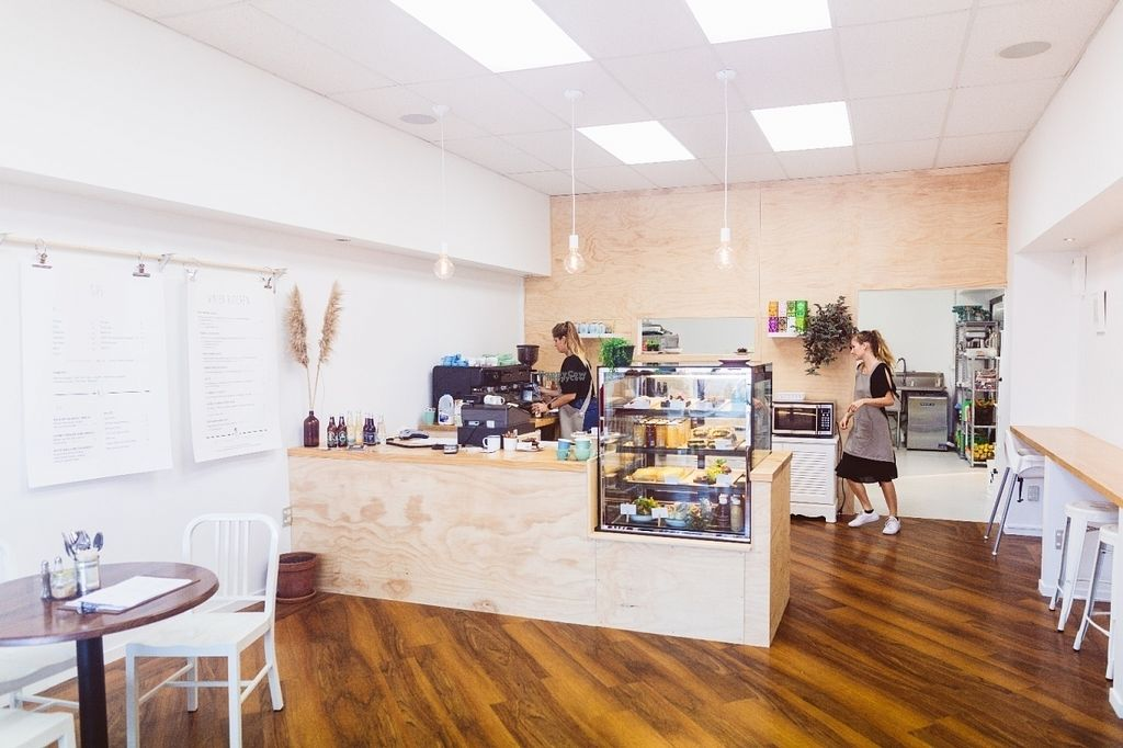 """Photo of Wild One Wholefoods Eatery   by <a href=""""/members/profile/MoniqueHemmingson"""">MoniqueHemmingson</a> <br/>Our beautiful cafe space  <br/> August 8, 2016  - <a href='/contact/abuse/image/78133/166739'>Report</a>"""