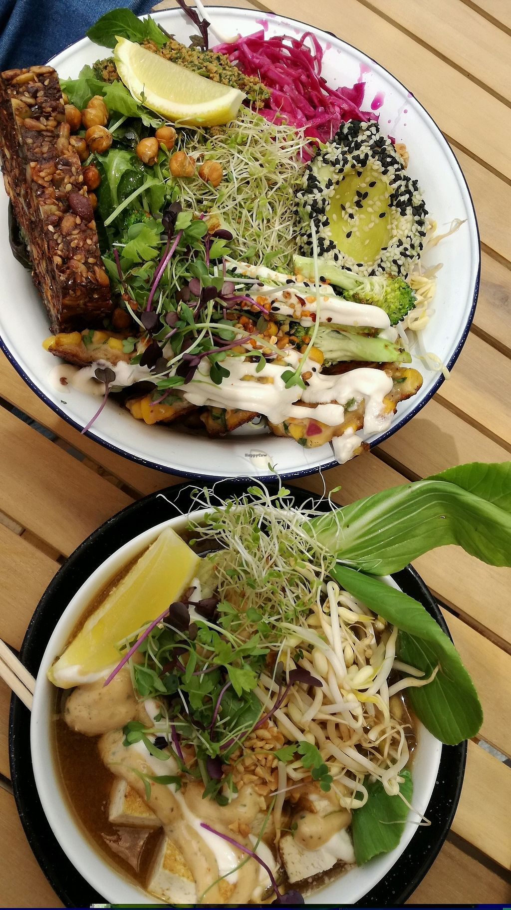 """Photo of Wild One Wholefoods Eatery   by <a href=""""/members/profile/evajelen"""">evajelen</a> <br/>yummy lunch  <br/> January 19, 2018  - <a href='/contact/abuse/image/78133/348197'>Report</a>"""