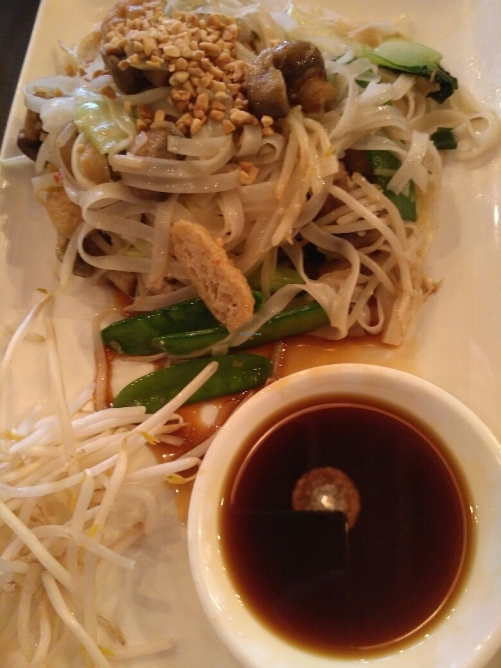 """Photo of Pho  by <a href=""""/members/profile/Miggi"""">Miggi</a> <br/>Noodles with tofu and mushrooms <br/> May 20, 2017  - <a href='/contact/abuse/image/78137/260601'>Report</a>"""