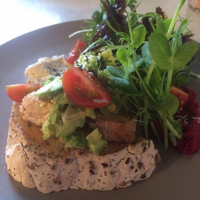 """Photo of Mr Black Juicery  by <a href=""""/members/profile/alia_801"""">alia_801</a> <br/>Avocado on toast  <br/> September 3, 2016  - <a href='/contact/abuse/image/78188/173165'>Report</a>"""