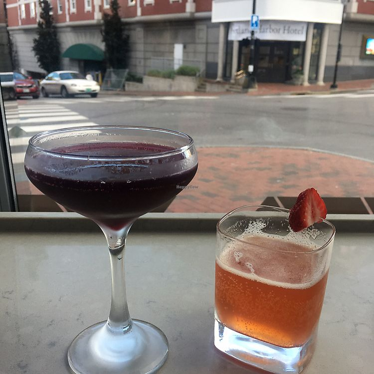 "Photo of EVO Restaurant and Bar  by <a href=""/members/profile/iamrunningthis"">iamrunningthis</a> <br/>great specialty cocktails  <br/> July 5, 2017  - <a href='/contact/abuse/image/78225/276985'>Report</a>"