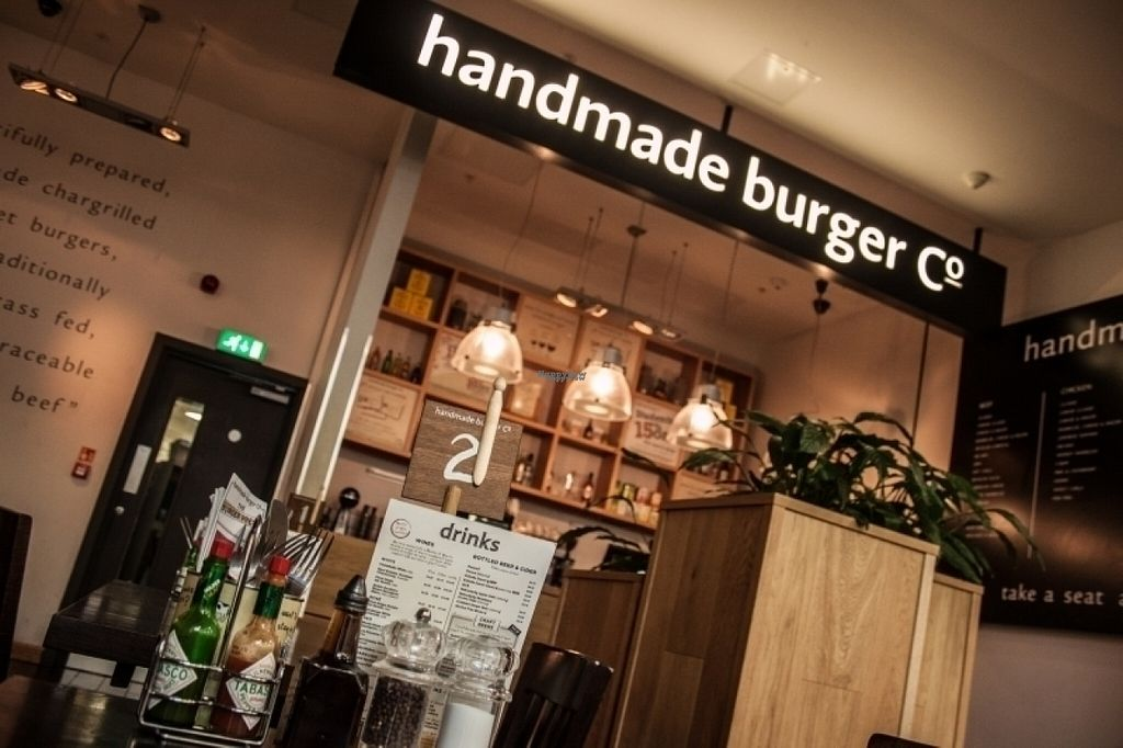 """Photo of CLOSED: Handmade Burger Co. - Braehead   by <a href=""""/members/profile/Meaks"""">Meaks</a> <br/>Handmade Burger Co <br/> August 8, 2016  - <a href='/contact/abuse/image/78247/167057'>Report</a>"""