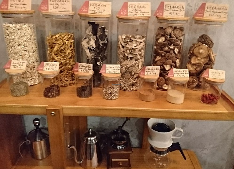 """Photo of Ohms Cafe & Bar  by <a href=""""/members/profile/V-for-Vegan"""">V-for-Vegan</a> <br/>  <br/> March 26, 2018  - <a href='/contact/abuse/image/78252/376371'>Report</a>"""