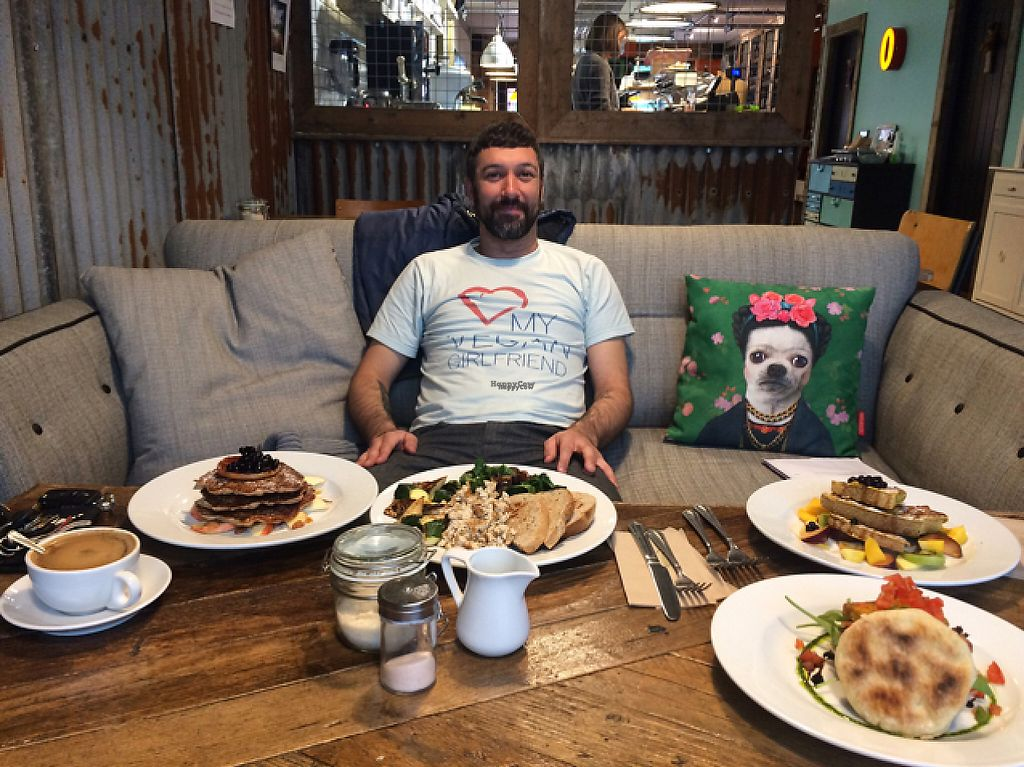 """Photo of Peckish Cafe  by <a href=""""/members/profile/NikkiStitch"""">NikkiStitch</a> <br/>breakfast is served! <br/> April 20, 2017  - <a href='/contact/abuse/image/78253/250140'>Report</a>"""