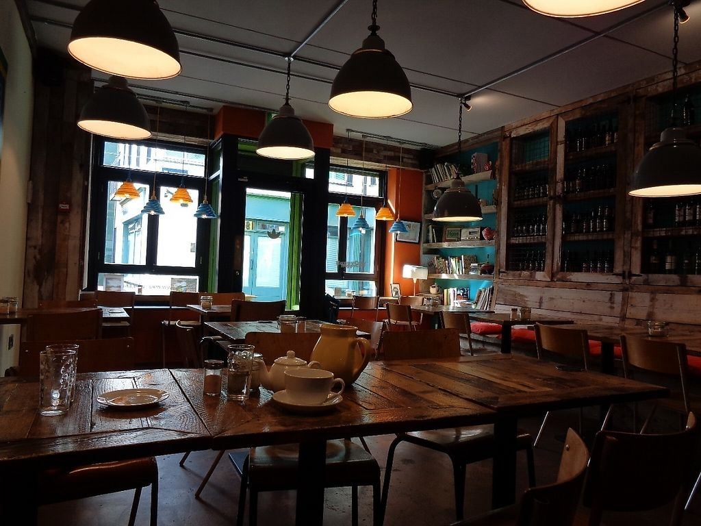 """Photo of Peckish Cafe  by <a href=""""/members/profile/FlorMayana"""">FlorMayana</a> <br/>good environment <br/> April 30, 2017  - <a href='/contact/abuse/image/78253/254378'>Report</a>"""