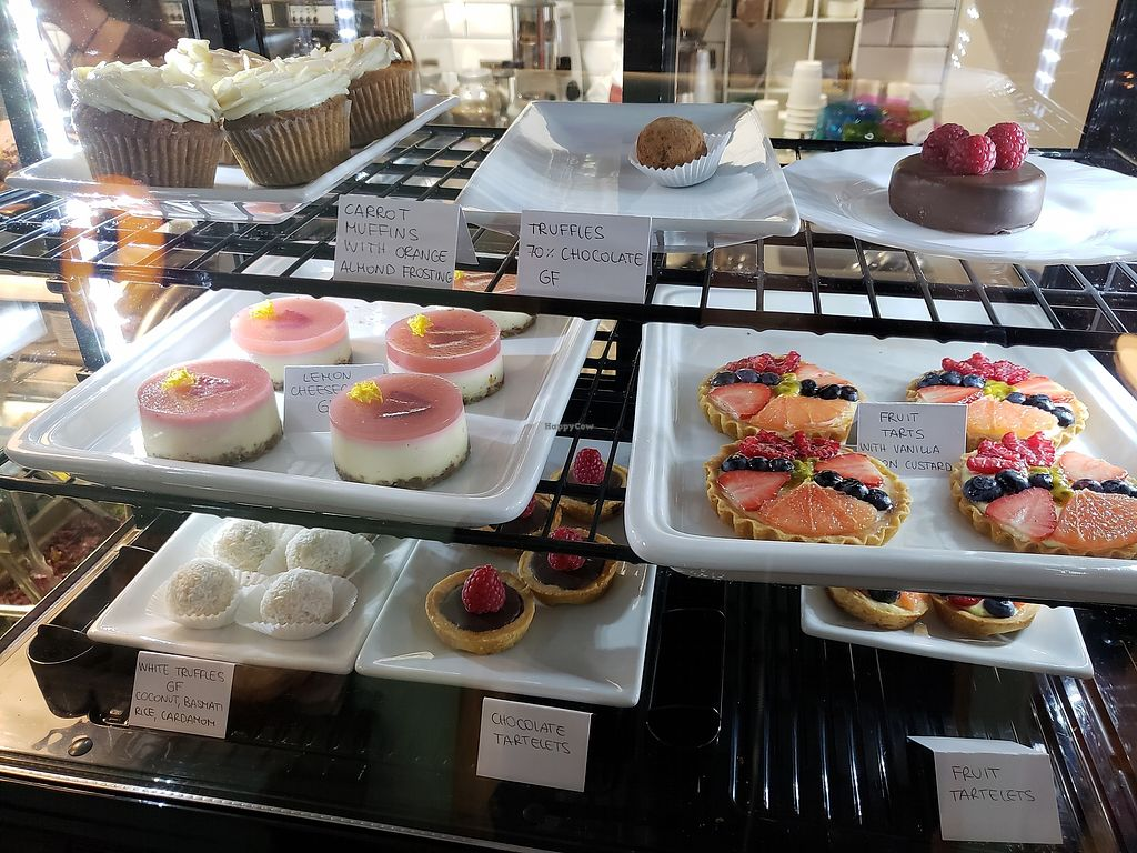 """Photo of Peckish Cafe  by <a href=""""/members/profile/reuvenk"""">reuvenk</a> <br/>Pastries at Peckish Cafe, Ennis, Ireland <br/> April 17, 2018  - <a href='/contact/abuse/image/78253/387079'>Report</a>"""