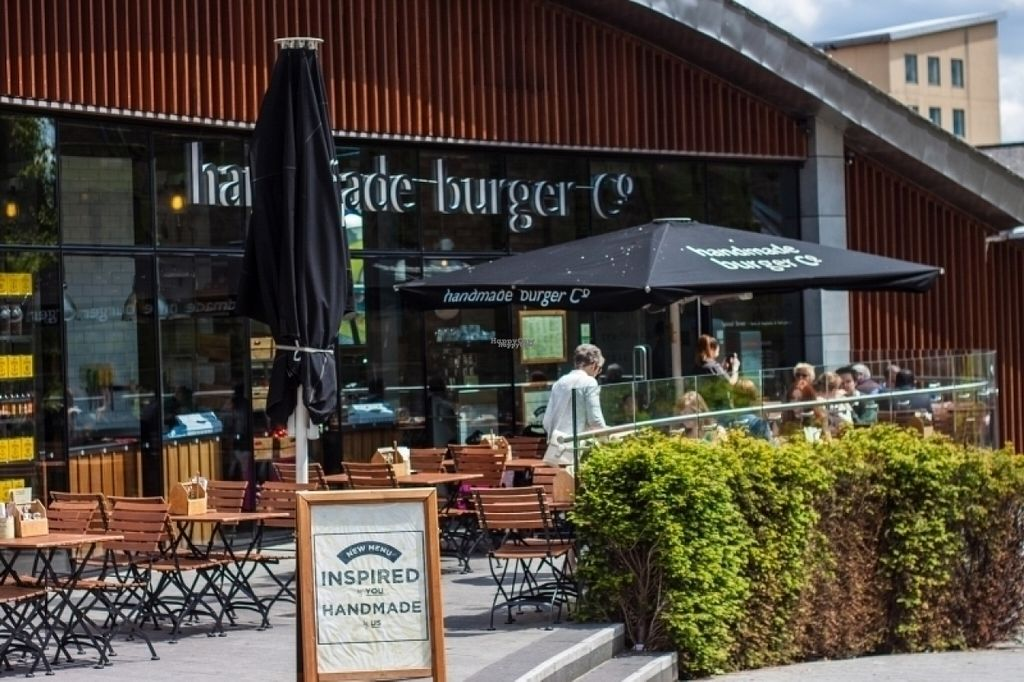 """Photo of Handmade Burger Company - Bullring  by <a href=""""/members/profile/Meaks"""">Meaks</a> <br/>Handmade Burger Co <br/> August 8, 2016  - <a href='/contact/abuse/image/78254/167074'>Report</a>"""