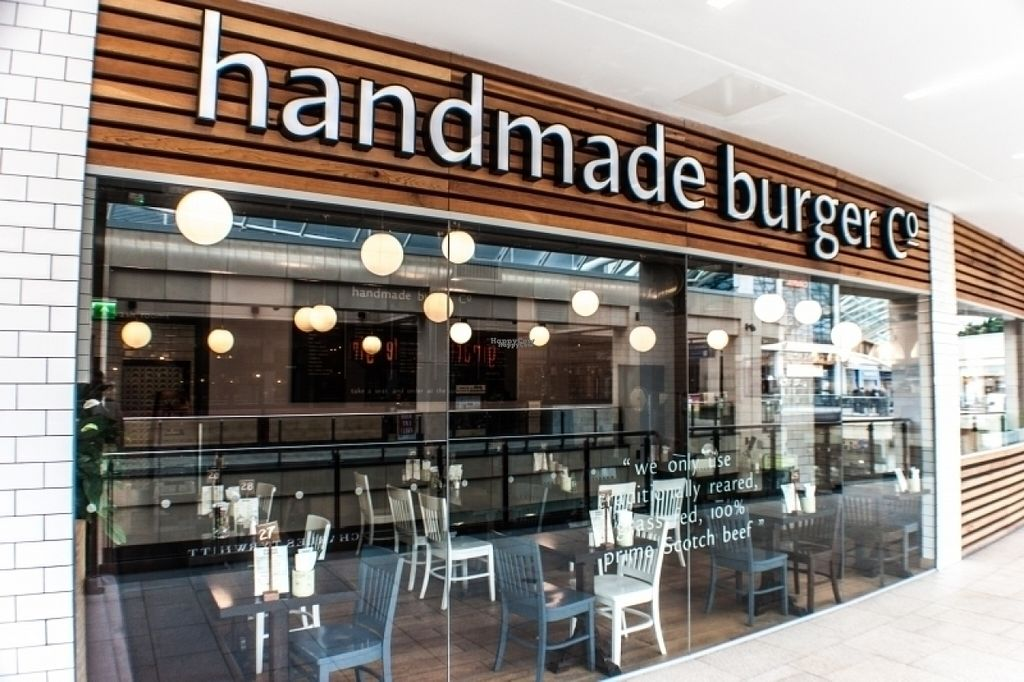 """Photo of Handmade Burger Co. - Trinity Leeds  by <a href=""""/members/profile/Meaks"""">Meaks</a> <br/>Handmade Burger Co <br/> August 8, 2016  - <a href='/contact/abuse/image/78259/167077'>Report</a>"""