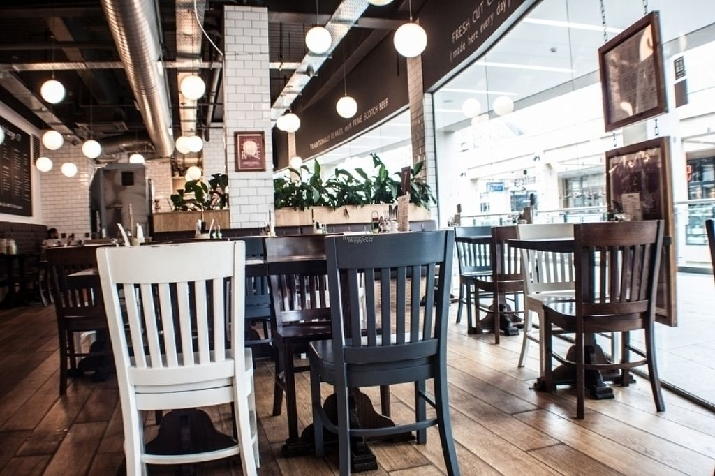 """Photo of Handmade Burger Co. - Trinity Leeds  by <a href=""""/members/profile/Meaks"""">Meaks</a> <br/>Handmade Burger Co <br/> August 8, 2016  - <a href='/contact/abuse/image/78259/167078'>Report</a>"""