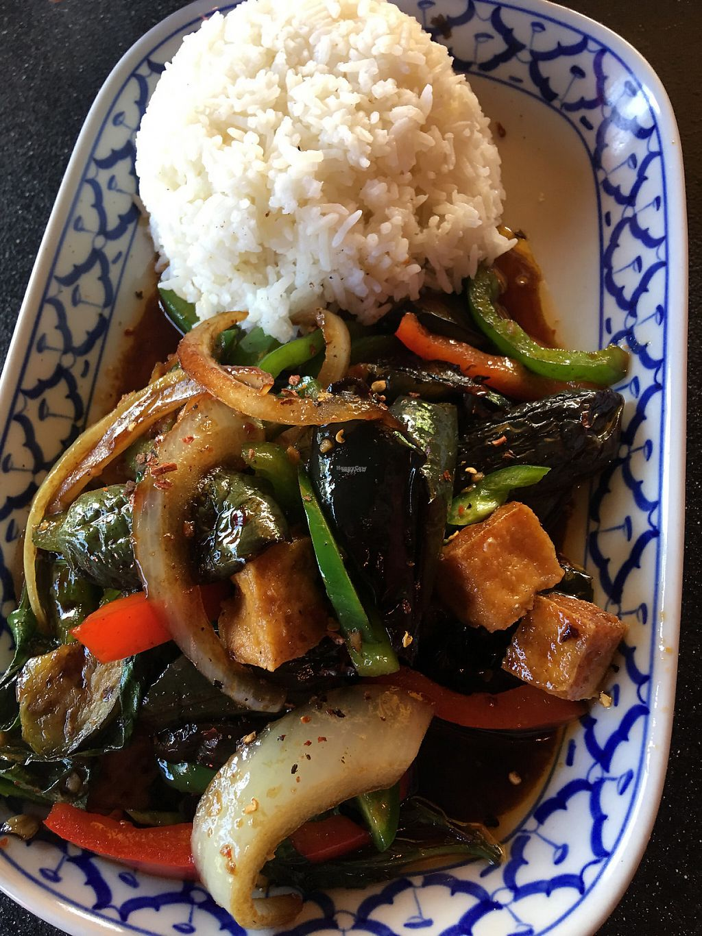 """Photo of Bangkok Happy Bowl  by <a href=""""/members/profile/myra975"""">myra975</a> <br/>Ginger Jay Tofu <br/> March 14, 2017  - <a href='/contact/abuse/image/78330/236530'>Report</a>"""