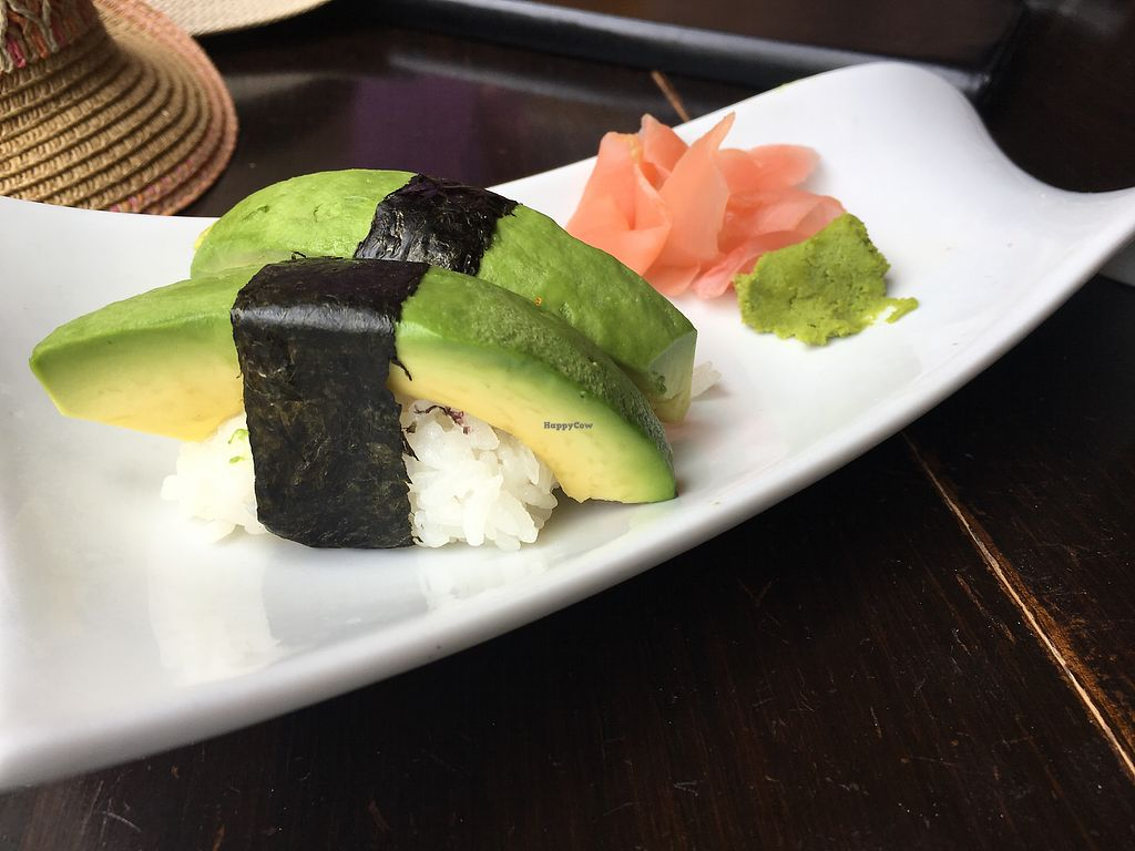 """Photo of Bangkok Happy Bowl  by <a href=""""/members/profile/Dr.G"""">Dr.G</a> <br/>Avocado nori <br/> June 28, 2017  - <a href='/contact/abuse/image/78330/274188'>Report</a>"""