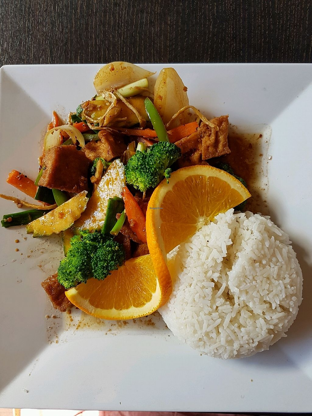 """Photo of Bangkok Happy Bowl  by <a href=""""/members/profile/uschiverena"""">uschiverena</a> <br/>ginger stir fry <br/> October 30, 2017  - <a href='/contact/abuse/image/78330/320070'>Report</a>"""