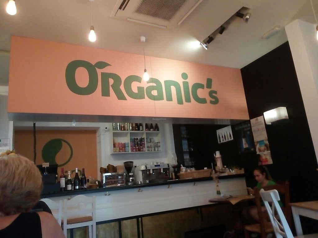 "Photo of Organic's  by <a href=""/members/profile/AleksandrLitkovski"">AleksandrLitkovski</a> <br/>great place  <br/> June 14, 2017  - <a href='/contact/abuse/image/78341/269038'>Report</a>"