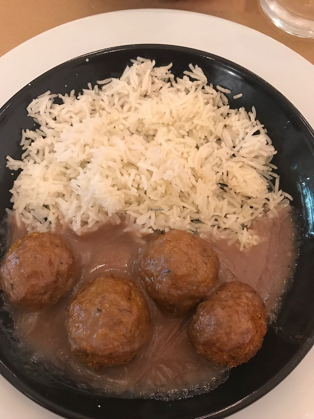 "Photo of Organic's  by <a href=""/members/profile/alysescotti"">alysescotti</a> <br/>Soy & Tahini Meatballs <br/> September 8, 2017  - <a href='/contact/abuse/image/78341/301982'>Report</a>"
