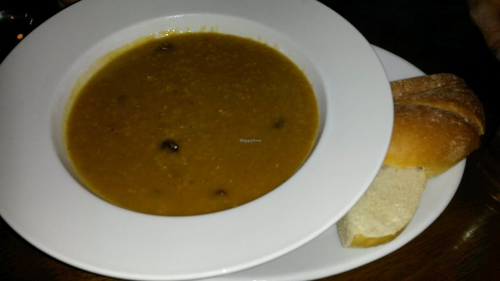"Photo of The Central Bar  by <a href=""/members/profile/deadpledge"">deadpledge</a> <br/>Lentil Dhal Soup <br/> January 20, 2018  - <a href='/contact/abuse/image/78393/348773'>Report</a>"