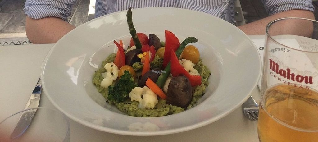 "Photo of Gusto Ristobar  by <a href=""/members/profile/edbaker202"">edbaker202</a> <br/>Broad-bean macca and roasted vegetables <br/> September 29, 2016  - <a href='/contact/abuse/image/78419/178557'>Report</a>"